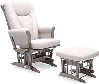 Dutailier Ontario 0597 Technogel Glider Chair with Ottoman