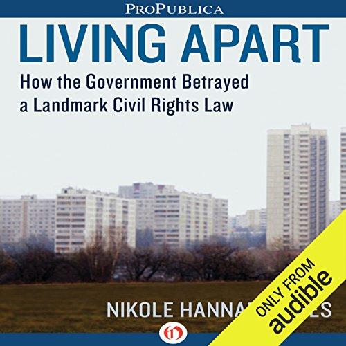 Living Apart audiobook cover art