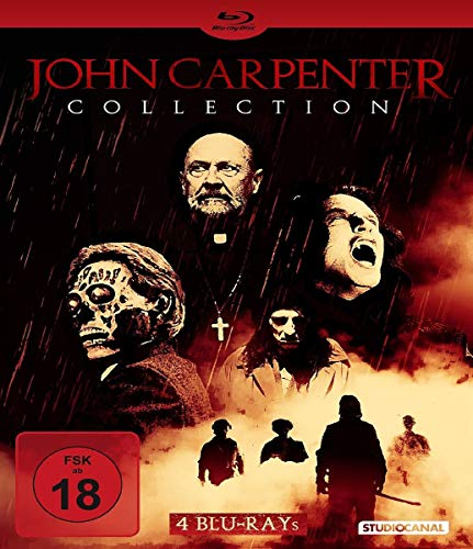 John Carpenter Collection [Italia] [Blu-ray]