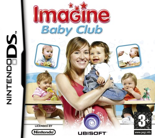 Imagine: Baby Club (Nintendo DS) [Importación inglesa]