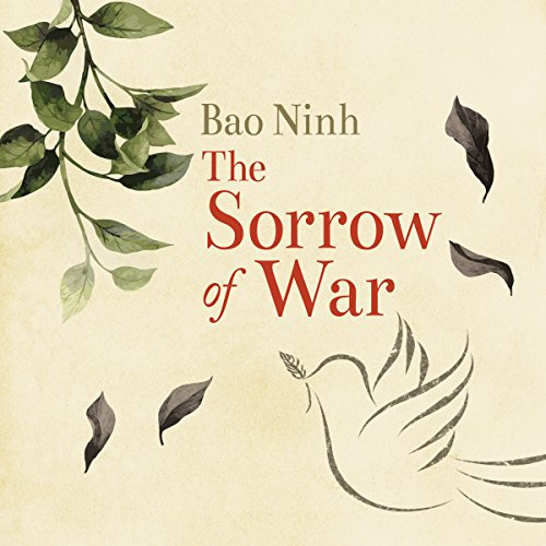 The Sorrow of War audiobook cover art