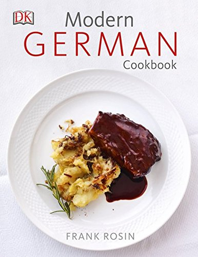 Modern German Cookbook (Englisch)