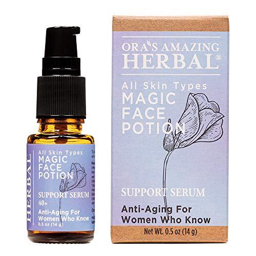 Magic Face Potion, Skin Care For Women, Antioxidant Serum, Licorice Serum, Ceramide Serum, Sea Buckthorn Oil, Pomegranate, Anti Aging Oil, Ingredient Focused, Natural Skin Care, Ora
