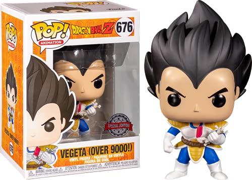 Funko- Dragon Ball Z Vegeta Figura de Vinilo - Coleccionable, Multicolor (43028)