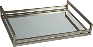 Signature Design by Ashley Ashley A2000255 Derex Tray, Silver Finish