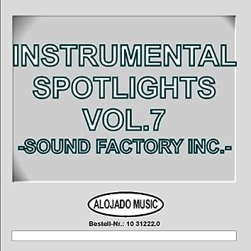 Instrumental Spotlights, Vol. 7