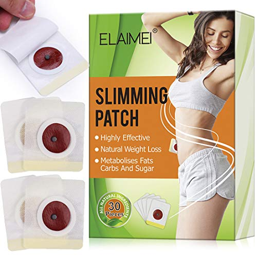Weight Loss Sticker, Detox Cleanse Sticker for Belly, Slimming Sticker for Belly Fat Burning, Weight Loss Sticker for Women and Man Boosts Metabolism and Improves Complexion and Beer Belly and Buckets