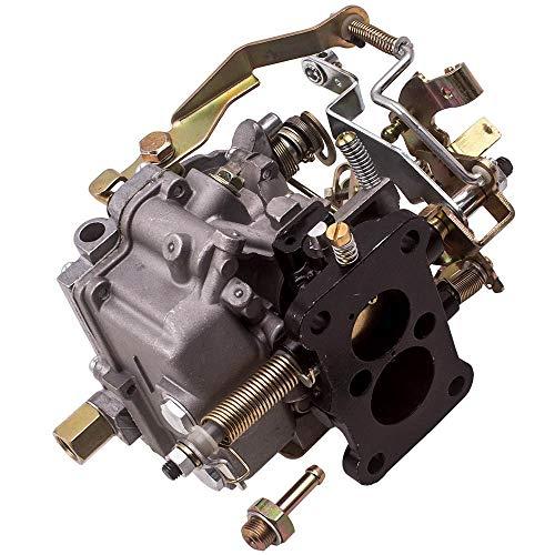 LZZJ Reemplazo de carburador de carbohidratos para Suzuki Samurai Mensaje de Ventas 1986 1987 1988 para Jimny Samurai 1986-1988 1.3L carburador 1987