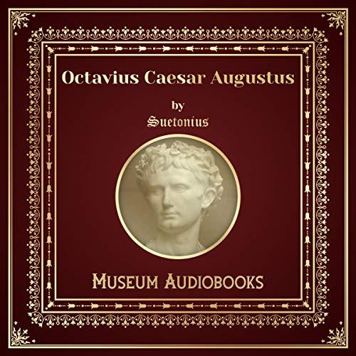 Octavius Caesar Augustus audiobook cover art