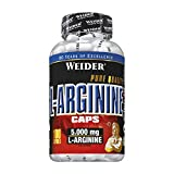 Weider Supplement L-Arginine Capsules - 138 g, Neutral