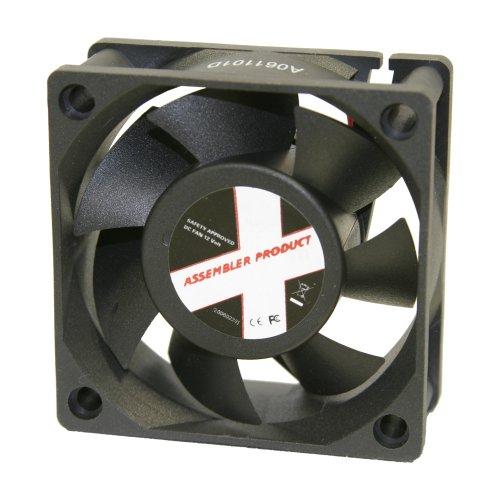 XILENCE Gehäuse-Lüfter XPF60 WhitBox 60x60x2,5 m DC 12V 3p