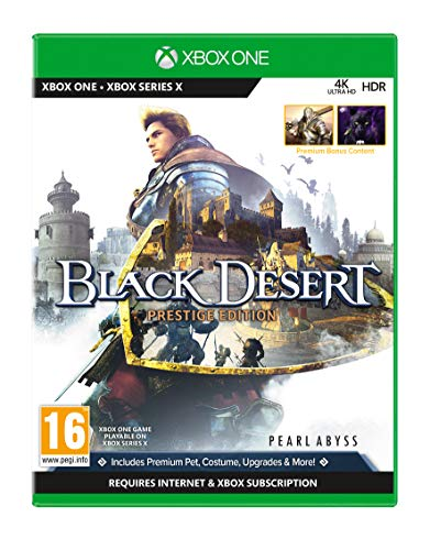 Black Desert Prestige Edition Xbox One Game | Series X