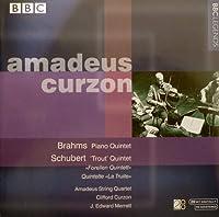 Brahms: Piano Quintet / Schubert: Trout Quintet - Amadeus String Quartet / Clifford Curzon (1999-03-23)
