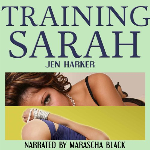 Training Sarah audiobook cover art