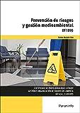 Prevención de riesgos y gestión medioambiental (Cp - Certificado Profesionalidad)