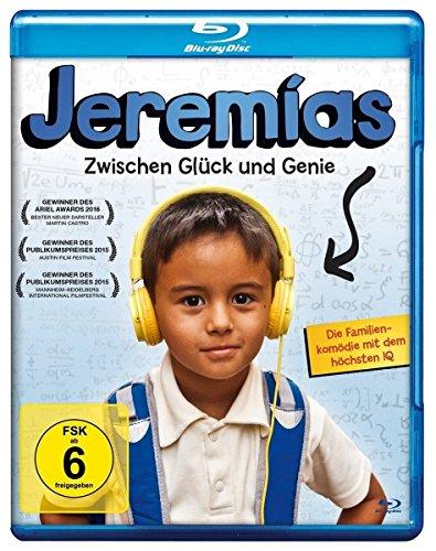 Jeremías - Zwischen Glück und Genie [Blu-ray]