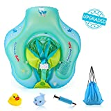 Best Baby Floats - Delicacy Baby Swimming Float, Baby Inflatable Floats Ring Review