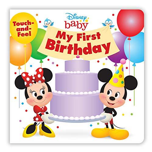 Disney Baby My First Birthday