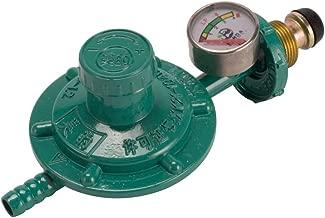 SOLEILST household bottled liquefied petroleum gas regulator shockproof oxygen pressure regulator cylinder gauge gas burner repair parts