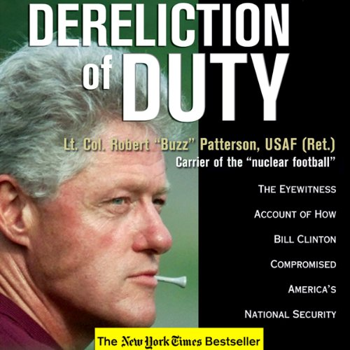 Dereliction of Duty cover art