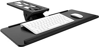 FLEXISPOT スライド式キーボードトレイ アジャスト可能 幅665*245mm (ブラックKT1B)
