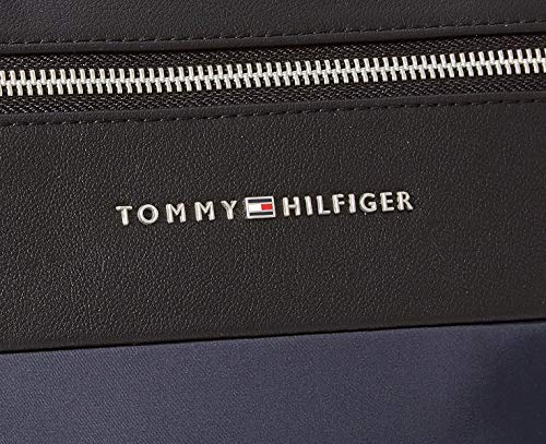 Tommy Hilfiger Nylon Mix Slim Computer Bag, Men's Wallet, Blue (Tommy Navy), 1x1x1 cm (W x H L)