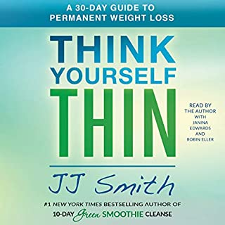 Think Yourself Thin audiobook cover art