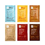 RX Nut Butter, 6 Flavor Variety Pack, 1.13oz, 10 Count, Keto Snack, Gluten Free