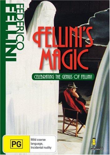 The Magic of Fellini ( Fellini's Magic ) [ NON-USA FORMAT, PAL, Reg.0 Import - Australia ]