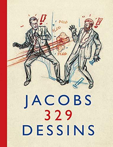Blake & Mortimer - Hors-série - tome 6 - Jacobs 329 dessins