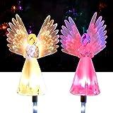 Solar Angel Lights...image