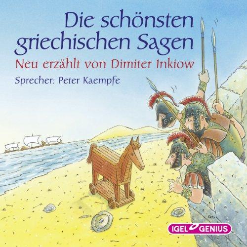 Die schönsten griechischen Sagen                   By:                                                                                                                                 Dimiter Inkiow                               Narrated by:                                                                                                                                 Peter Kaempfe                      Length: 1 hr and 18 mins     Not rated yet     Overall 0.0