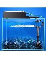 B&K Aquarium Submersible Silent Aquarium Internal Filter 20 W, Fish Tank Powerhead with 1200 l/hr. Water Pump – 1 Year Warranty