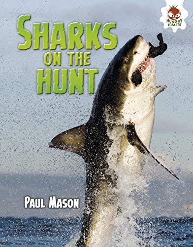 Sharks on the Hunt (Wild World of Sharks) (English Edition)