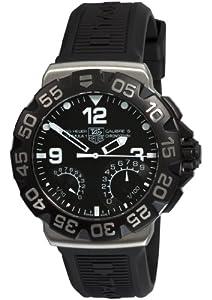 TAG Heuer Men's CAH7010.BT0717 Formula 1 Chronograph Black Dial Watch image