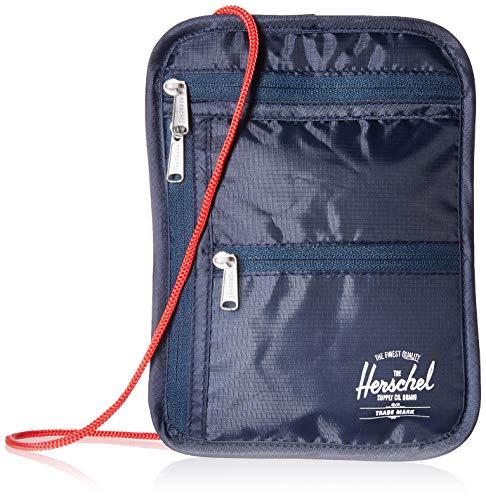 Herschel Geldbeutel, Marineblau / rot (Blau) - 10531-00018-OS