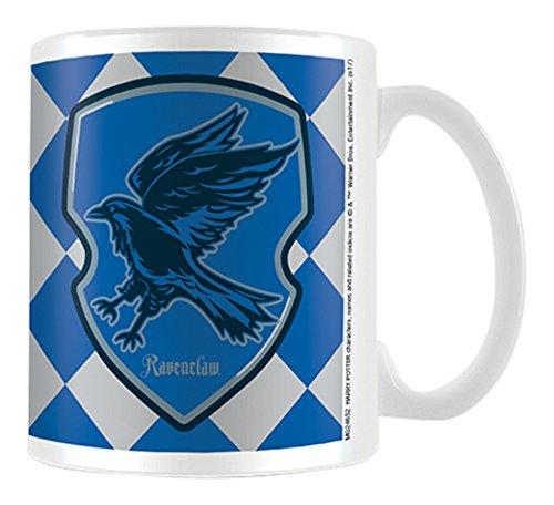Pyramid International–Harry Potter (Ravenclaw) ufficiale inscatolato ceramica tazza da tè/caffè, carta, multicolore, 11x 11x 1.3cm
