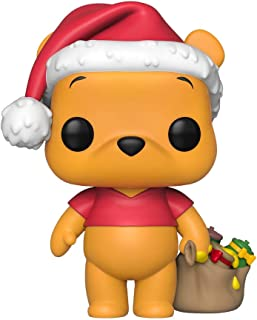 winnie the pooh santa