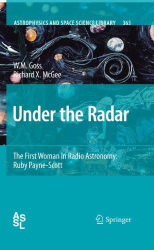 Under the Radar: The First Woman in Radio Astronomy: