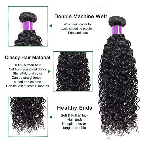 Cheap human hair weave 18 inches _image4