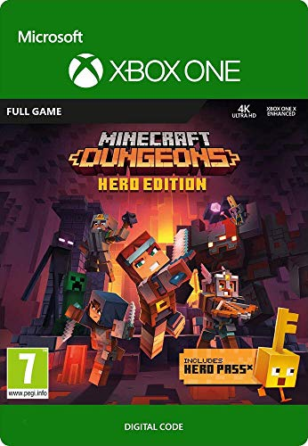 Minecraft Dungeons: Hero Edition | Xbox - Download Code