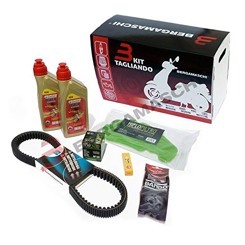 Tecneco Kit Complet pour Piaggio Beverly 300 2010 – 2015