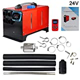Air Diesel Kit Chauffe-5kw 12v / 24v Chauffage Parking Air Diesel Essence Warming...