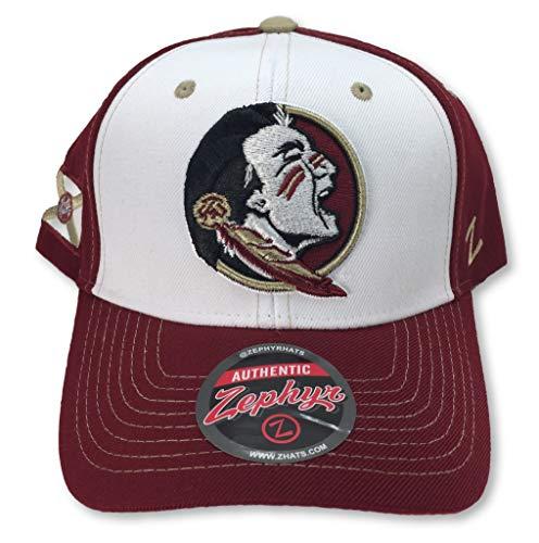 Florida State FSU Seminoles Panama Adult Snapback Cap Hat