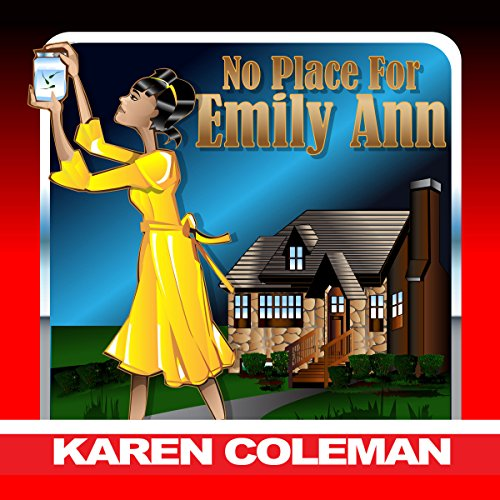 No Place for Emily Ann audiobook cover art