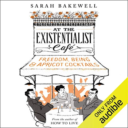 At the Existentialist Café cover art
