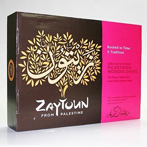 Zaytoun   Medjoul Dates - Palestine   2 x 5kg
