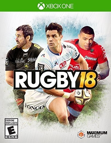 Rugby 18 - Xbox One [video game]