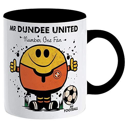 Mr Dundee United Mug - Gift Merchandise for Football Fan