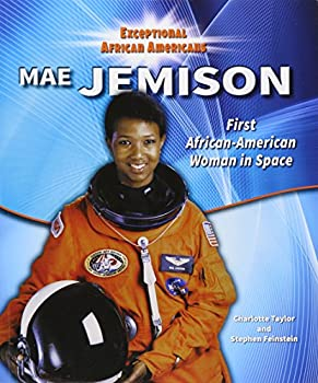 Mae Jemison - Book  of the Exceptional African Americans